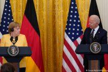 Biden i Merkel za zajednički front prema Rusiji i Kini