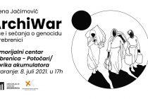 """Izložba Jelene Jaćimović """"ArchiWar"""" biće prikazana u Memorijalnom centru Srebrenica"""
