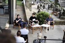 U Historijskom muzeju održana diskusija: Učestvovali Boris Buden, Nerzuk Ćurak i Hana Stojić