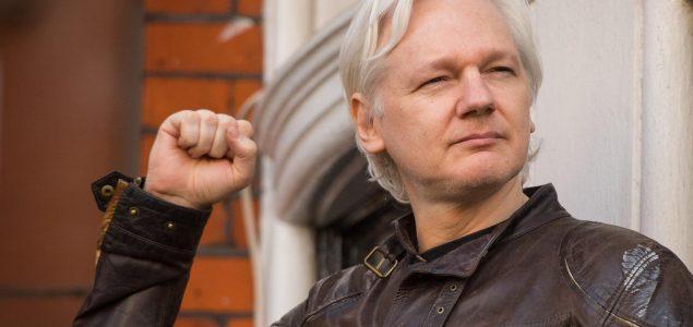 Prešućena laž o Assangeu