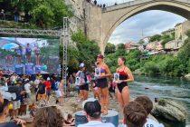 Australka i Englez pobjednici Red Bull Cliff Divinga u Mostaru