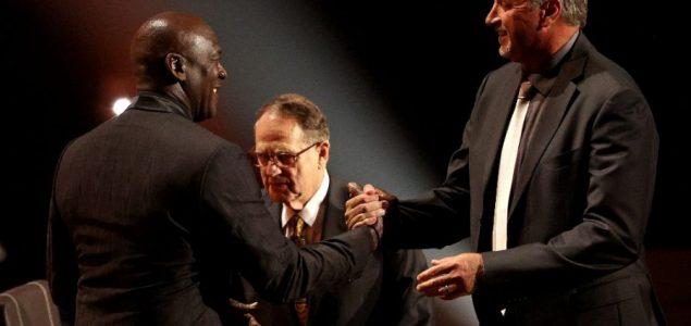 Veliki Toni Kukoč primljen u košarkašku Kuću slavnih
