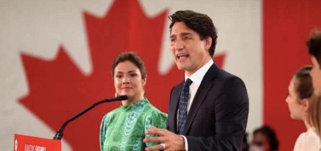 Lider kanadske opozicije priznao poraz, Trudeau ostaje na vlasti