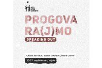 """Izložba """"Progovara(j)mo"""" od 20. septembra u Mostaru"""