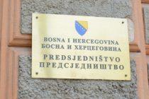 Naša stranka zatražila izmjene Ustava: Predsjednik BiH umjesto Predsjedništva