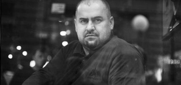 Otvoren 14. Vrisak, dobitnik V.B.Z.-ove Nagrade za najbolji neobjavljeni roman Ivica Prtenjača