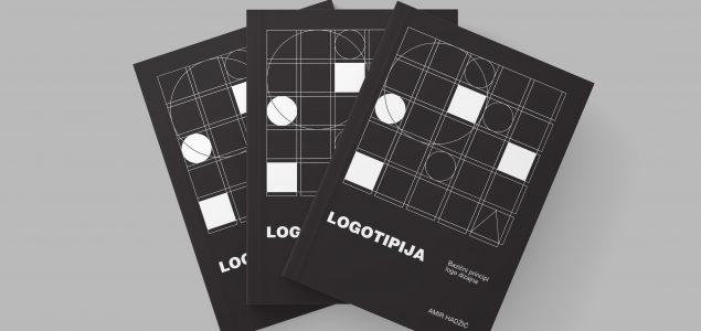 """Promocija knjige """"Logotipija – bazični principi logo dizajna"""" autora Amira Hadžića u galeriji Collegium artisticum"""