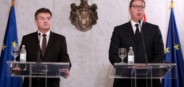 Lajčak: Imamo dogovor, Priština i Beograd postigli sporazum o deeskalaciji