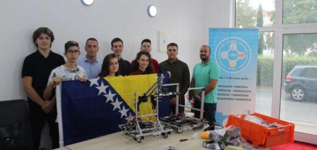 Učenici iz BiH vodeći u svijetu: 'Robotika nema ni vjere ni nacije'