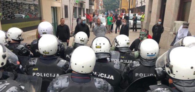 Veliki broj pritužbi građana na postupanje policije na Cetinju