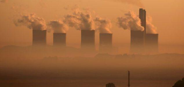 """Emisije ugljika """"past će za samo 40% do 2050. uz sadašnja obećanja zemalja"""""""