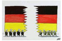"""Sergio Šotrić – Nijemci glasali. Merkel: """"mentalno i strukturalno ujedinjenje još nije okončano"""". Ko će sada odbraniti BiH?"""
