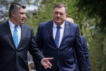 Podržava li vlast u Zagrebu Dodikove secesionističke prijetnje?